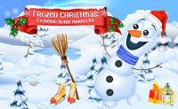 Frozen Christmas: Extreme House Makeover