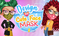 Design My Cute Face Mask