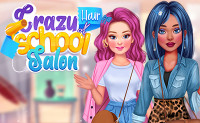 Crazy Hair School Salon