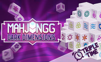 Mahjong Dark Dimension: Triple Time