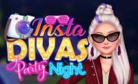 Insta Divas Party Night