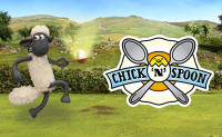 Shaun the Sheep: Chick n Spoon