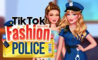 TikTok Fashion Police