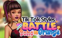 TikTok Styles Battle Boho vs Grunge