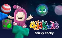Oddbods Sticky Tacky