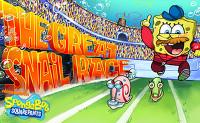 SpongeBob Great Snail Race