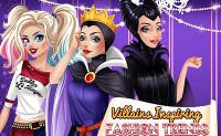 Villians Inspiring Fashion Trends