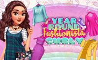 Year Round Fashionista Curly