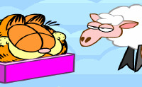 Garfield's Sheep Shot