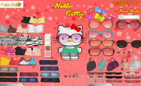 Dress up Hello Kitty 2