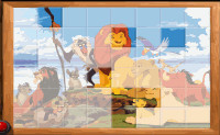 Sort My Tiles Lion King's Pride
