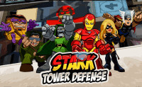 Stark Tower Defence