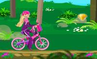 Barbie Bike Stylin' Ride